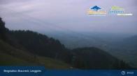 Archiv Foto Webcam Bergstation Brauneck 21:00
