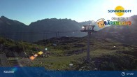 Archived image Webcam Chairlift Riedkopf - Klösterle 01:00
