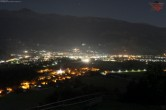 Archiv Foto Webcam Blick über Amlach - Lienz - Osttirol 22:00