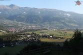 Archiv Foto Webcam Blick über Amlach - Lienz - Osttirol 02:00