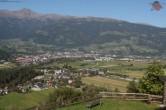 Archiv Foto Webcam Blick über Amlach - Lienz - Osttirol 08:00