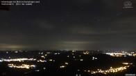 Archiv Foto Webcam Blick vom Hohenbogen ins Kötztinger Land 22:00
