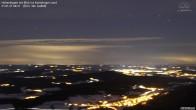 Archiv Foto Webcam Blick vom Hohenbogen ins Kötztinger Land 05:00