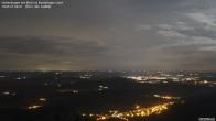 Archiv Foto Webcam Blick vom Hohenbogen ins Kötztinger Land 18:00