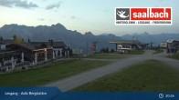 Archiv Foto Webcam Leogang - Asitz Bergstation 19:00