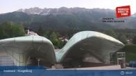 Archiv Foto Webcam Innsbruck - Hungerburg 23:00
