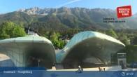 Archiv Foto Webcam Innsbruck - Hungerburg 01:00
