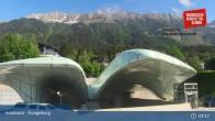 Archiv Foto Webcam Innsbruck - Hungerburg 03:00