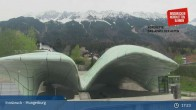 Archiv Foto Webcam Innsbruck - Hungerburg 11:00