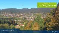 Archiv Foto Webcam Bodenmais in Niederbayern 09:00