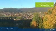 Archiv Foto Webcam Bodenmais in Niederbayern 11:00