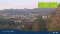 Archiv Foto Webcam Bodenmais in Niederbayern 13:00