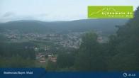 Archived image Webcam Bodenmais Lower Bavaria 21:00