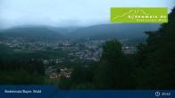 Archiv Foto Webcam Bodenmais in Niederbayern 21:00