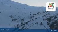 Archiv Foto Webcam Skigebiet Cerler: Talstation 19:00