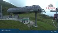 Archived image Webcam Stiergarten Mountain, Sexten Dolomites 19:00