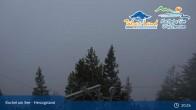 Archiv Foto Webcam Blick vom Herzogstand auf den Kochelsee 19:00