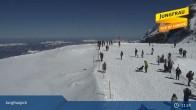 Archiv Foto Webcam Jungfraujoch 05:00