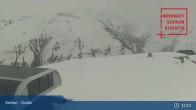 Archiv Foto Webcam Andermatt Sedrun - Livestream Cuolm 07:00