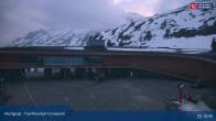 Archiv Foto Webcam Hochgurgl, Tirol - Zentraler Knotenpunkt 04:00