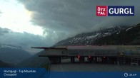 Archived image Webcam Hochgurgl - Top Mountain Crosspoint 21:00