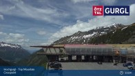 Archived image Webcam Hochgurgl - Top Mountain Crosspoint 09:00