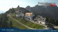 Archiv Foto Webcam Tarvisio - Monte di Lussari 03:00