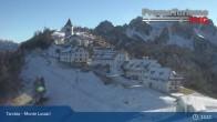 Archiv Foto Webcam Tarvisio - Monte di Lussari 07:00