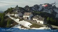 Archiv Foto Webcam Tarvisio - Monte di Lussari 01:00