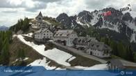 Archiv Foto Webcam Tarvisio - Monte di Lussari 05:00