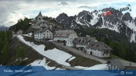 Archiv Foto Webcam Tarvisio - Monte di Lussari 09:00