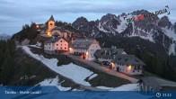 Archiv Foto Webcam Tarvisio - Monte di Lussari 15:00