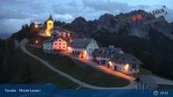 Archiv Foto Webcam Tarvisio - Monte di Lussari 13:00