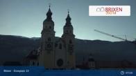 Archiv Foto Webcam Brixen - Domplatz 01:00