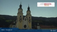 Archiv Foto Webcam Brixen - Domplatz 19:00