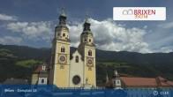 Archiv Foto Webcam Brixen - Domplatz 09:00