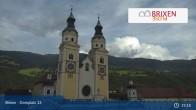 Archiv Foto Webcam Brixen - Domplatz 13:00
