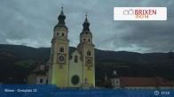 Archiv Foto Webcam Brixen - Domplatz 00:00