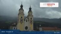 Archiv Foto Webcam Brixen - Domplatz 14:00