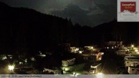 Archived image Webcam Caravanpark of Sexten - Moos 20:00