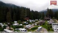 Archived image Webcam Caravanpark of Sexten - Moos 00:00
