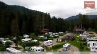 Archived image Webcam Caravanpark of Sexten - Moos 02:00