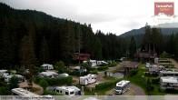 Archived image Webcam Caravanpark of Sexten - Moos 04:00