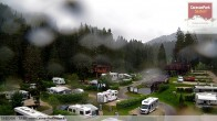 Archived image Webcam Caravanpark of Sexten - Moos 06:00