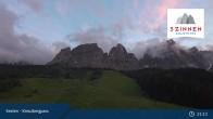 Archived image Webcam Kreuzbergpass (Alpine Pass) 21:00