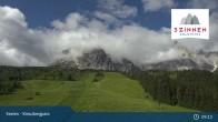 Archived image Webcam Kreuzbergpass (Alpine Pass) 03:00
