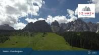 Archived image Webcam Kreuzbergpass (Alpine Pass) 07:00