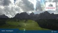 Archived image Webcam Kreuzbergpass (Alpine Pass) 09:00