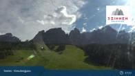 Archived image Webcam Kreuzbergpass (Alpine Pass) 11:00