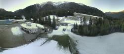 Archiv Foto Webcam Biathlonstadion Antholz 02:00
